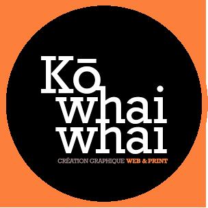 Kōwhaiwhai – Création graphique web & print
