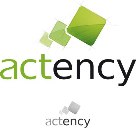 Logotype Actency