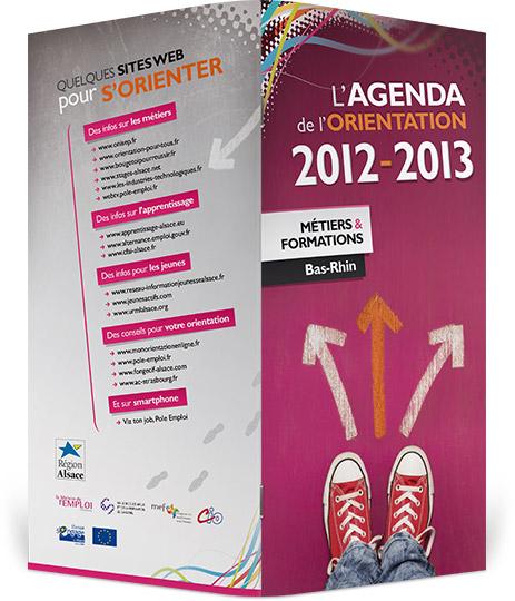 Agenda de l'Orientation 2012 - version 67