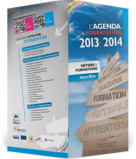 Agenda de l'Orientation 2013 - version 68