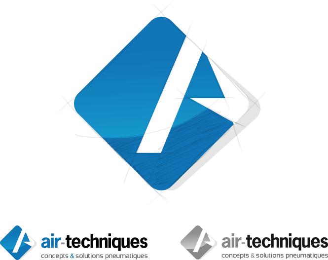Création logotype Air Techniques