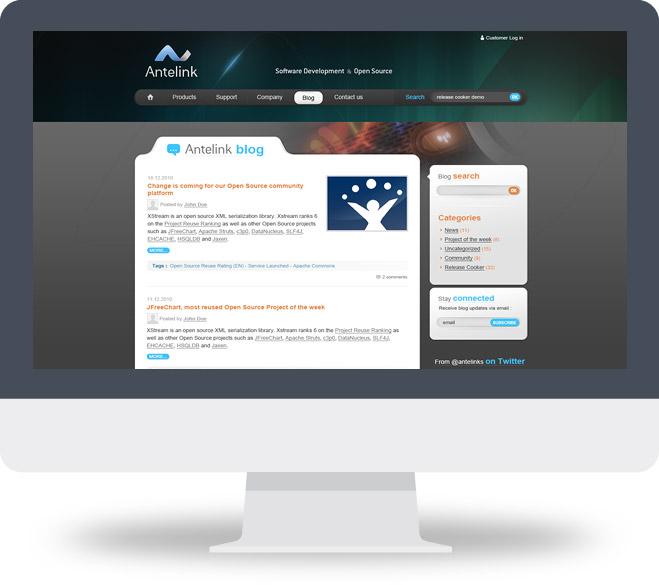 Blog Antelink
