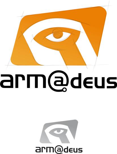 Conception du logotype d'Armadeus