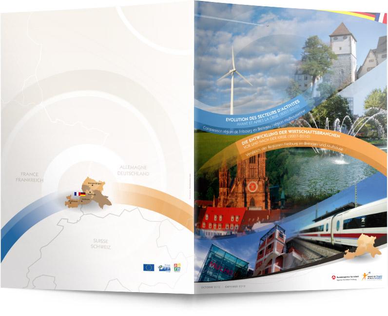Couv brochure Transfrontalière 2012