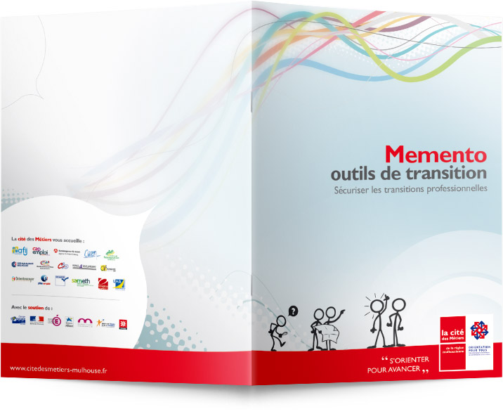 Livret Memento Cité des Métiers