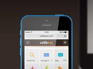 Webdesign desktop et mobile Clibest