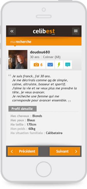 Profil détaillé Celibest Mobile