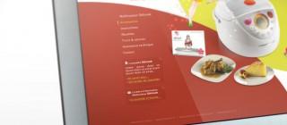 Webdesign site Delicook