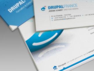 Création print Drupal France