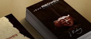 Création graphique et webdesign Jean Riedweg