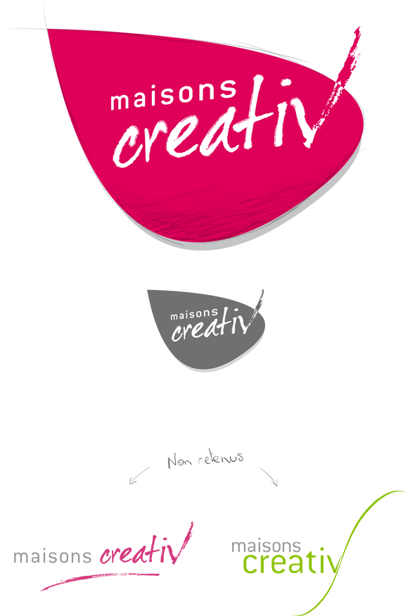Logo Maison Creativ