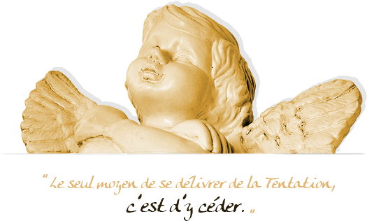Webdesign site Mireille Oster