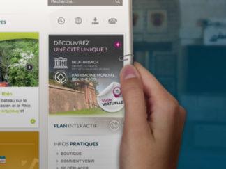 Webdesign OT du Pays de Brisach