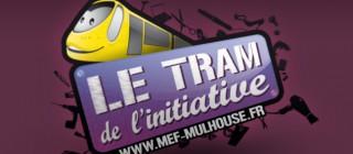 Création graphique - Tram de l'Initiative