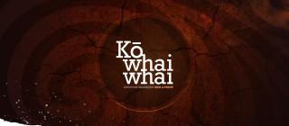 Kōwhaiwhai - Création graphique webdesign & print - présente son nouveau site Internet portfolio