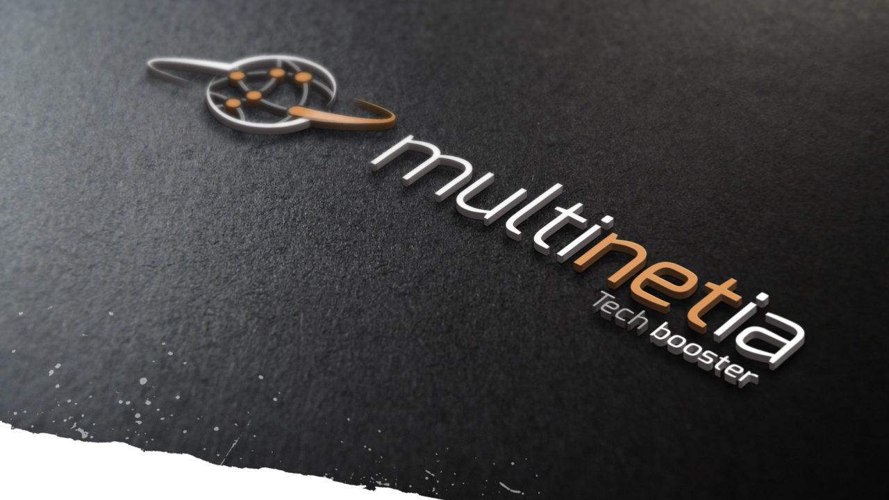 Refonte de logo Multinetia