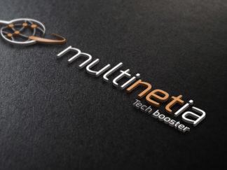 Refonte logotype Multinetia